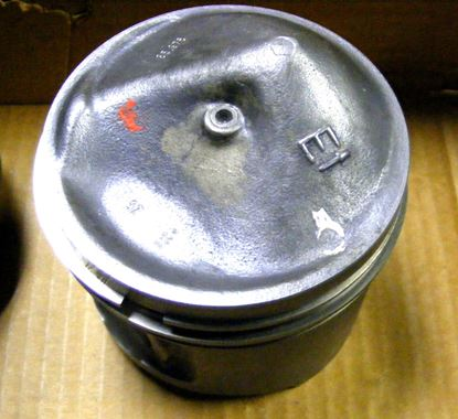 Picture of Piston, M110 1100305218