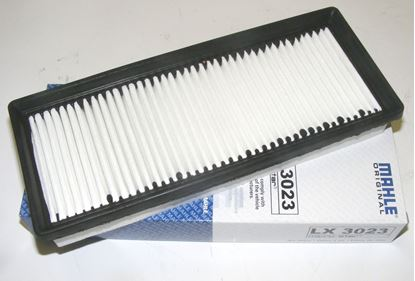 Picture of Snart gas air filter, 0010940301