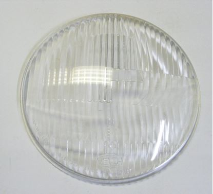 Picture of head light lens, 180/w120 0008263390