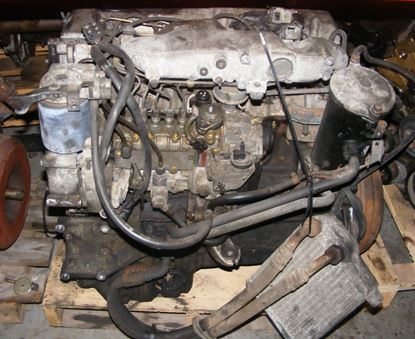 Picture of 300D 2.5 turbo used engine, sold