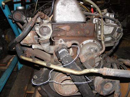 Picture of Mercedes 300D used engine 617912