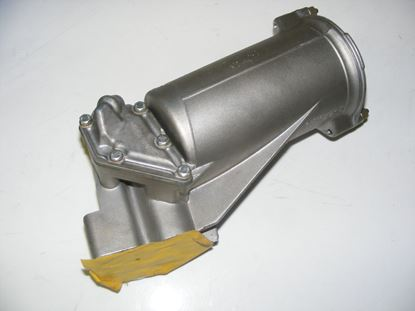 Picture of oil filter housing, 240D 6151800110