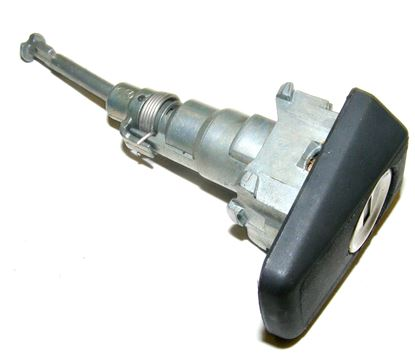 Picture of door lock tumbler without key, 1247600177