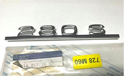 Picture of Mercedes 280S model sign 1168171615 sold