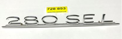 Picture of Mercedes 280SEL MODEL SIGN 1088170615
