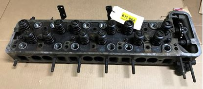 Picture of mercedes cylinder head 1800103021 used