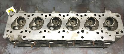 Picture of cylinder head, M30, 11121278702